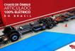 1º chassi de ônibus articulado 100% elétrico do Brasil já é uma realidade.