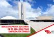 SENADO APROVA SOCORRO DE R$ 4 BILHÕES PARA EMPRESAS DE ÔNIBUS