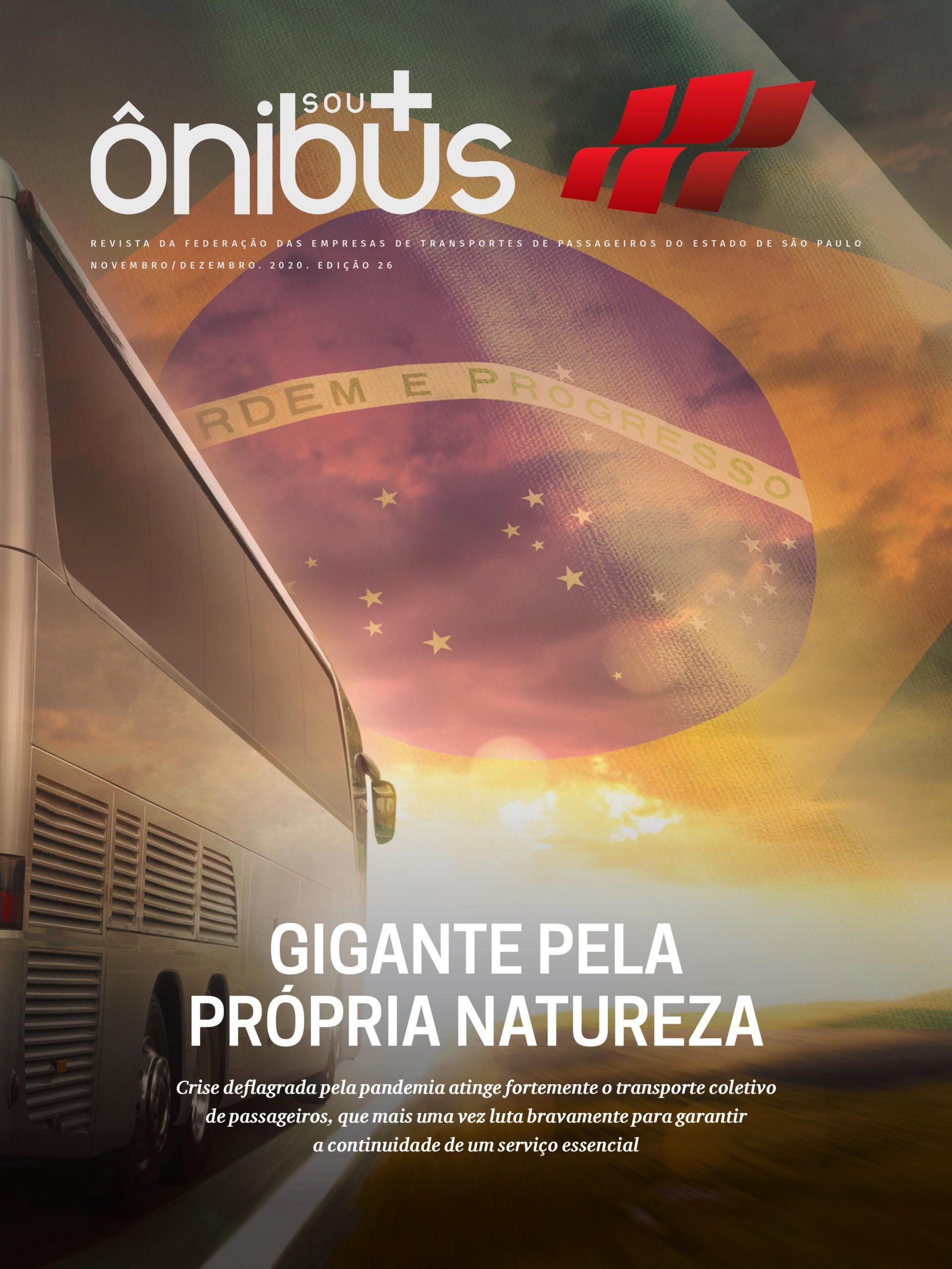Revista sou + ônibus 26