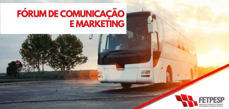 FÓRUM DE COMUNICAÇÃO E MARKETING