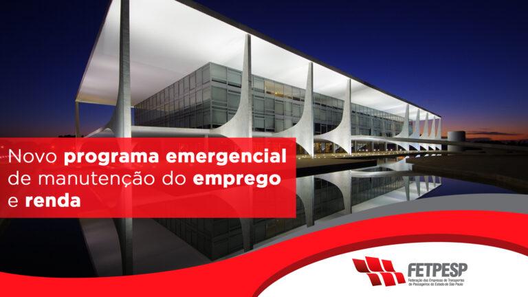 nova mp emergencial