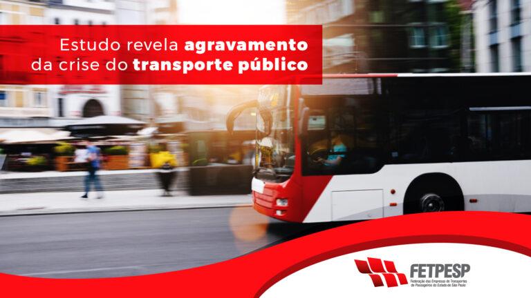 Crise transporte público