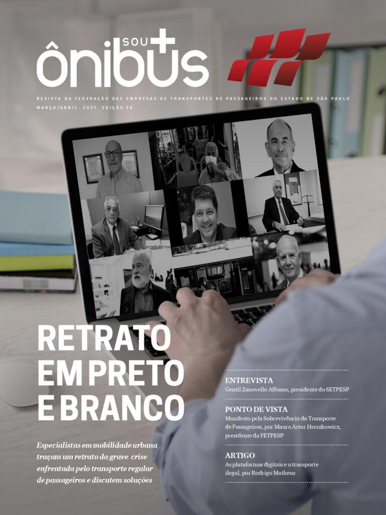 Revista Sou+Ônibus Edição 28